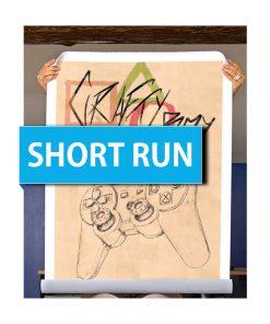 Poster Printing short run