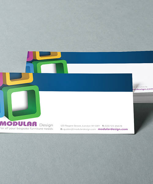 compliment slips printed