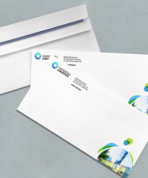 printed envelopes c5 dl full colour self sealing