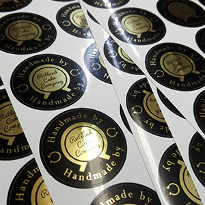 Stickers - Labels - Lettering