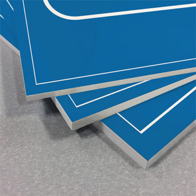 foamex foam board pvc sign